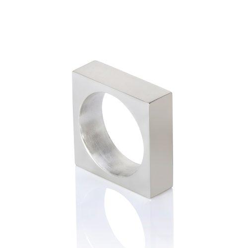 cube ring - plain