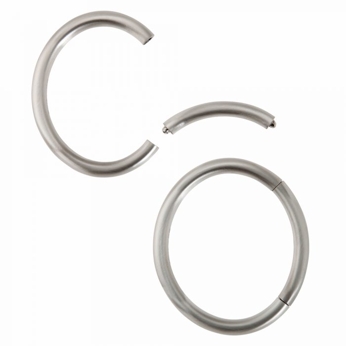 tension bangle - round section