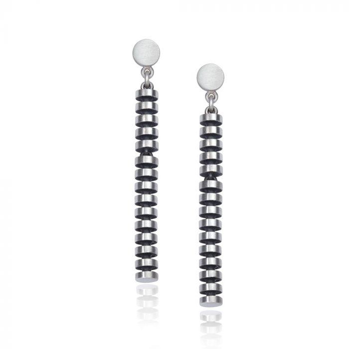 Stack earrings