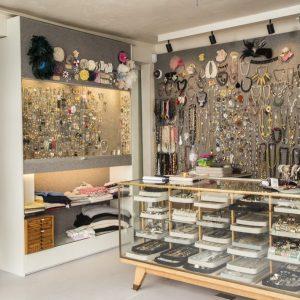 jewellery boutique felt in London