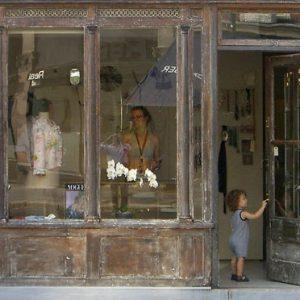 jewellery boutique felt in Chelsea Green