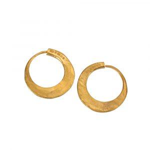 24ct-gold-hoops-large-Sarah-Herriot-Jewellery-London