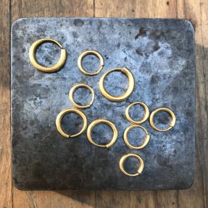 Pure-Gold-Hoops-Recycled-Handmade-by-Sarah-Herriot-London-Process-4