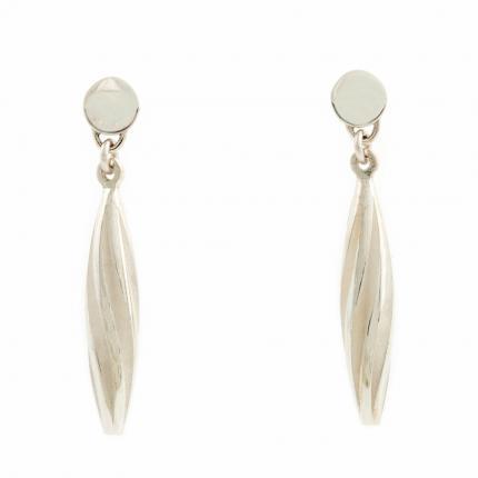 beat-twist-earings-silver-white-Sarah-Herriot-Jewellery-London