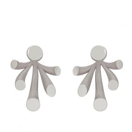 splash-ear-jacket-earrings-fives-silver-rhodium-plate-Sarah-Herriot-Jewellery-London
