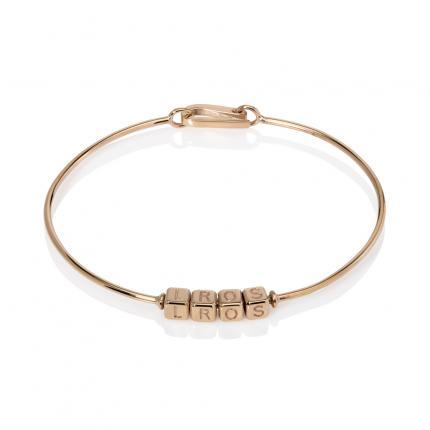 name-bracelet-bangle-silver-9ct-18ct-Sarah-Herriot-Jewellery-London