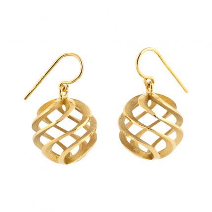 sun-earing-large-18ct-gold-Sarah-Herriot-Jewellery-London