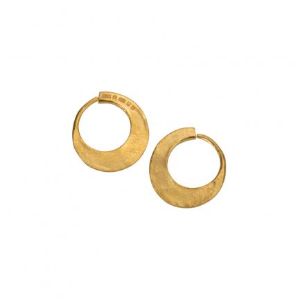 24ct-gold-hoops-medium-Sarah-Herriot-Jewellery-London