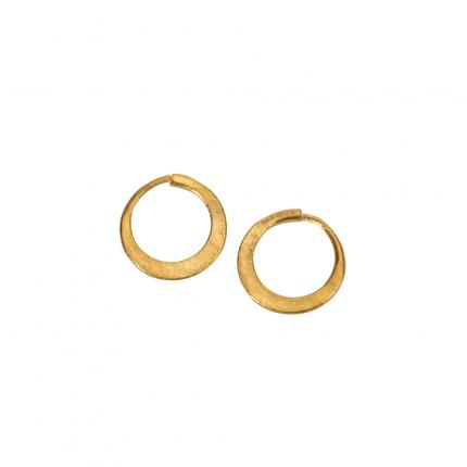 24ct-gold-hoops-small-Sarah-Herriot-Jewellery-London