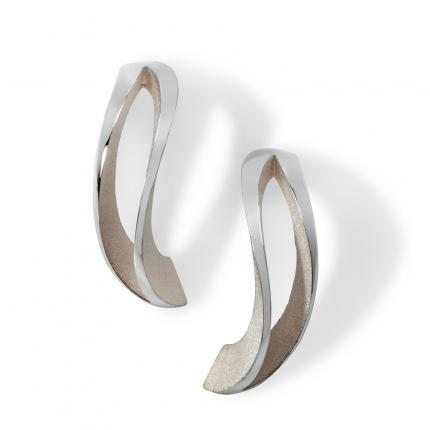 2-way-twist-earrings-silver-white-Sarah-Herriot-Jewellery-London