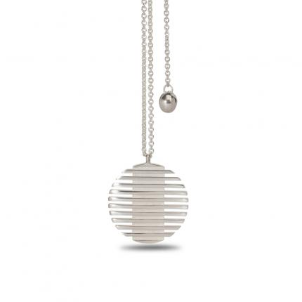 escalator-pendant-silver-white-medium-Sarah-Herriot-Jewellery-London