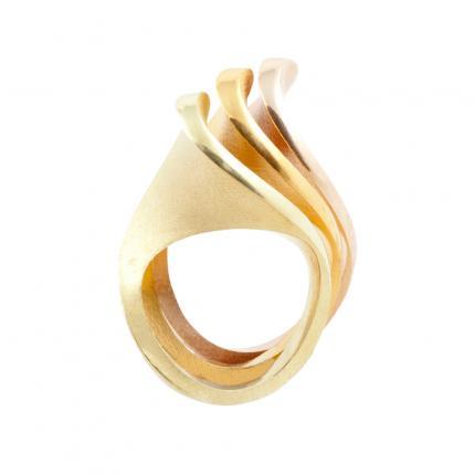 spooning-rings-silver-gold-plate-Sarah-Herriot-Jewellery