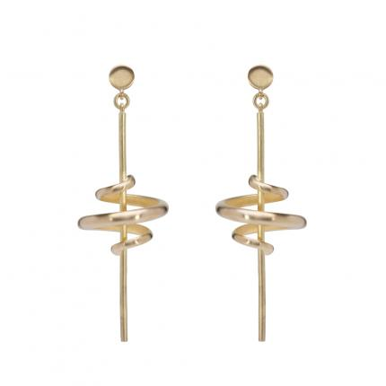 acrobat-earrings-18ct-gold-middle-Sarah-Herriot-Jewellery-London