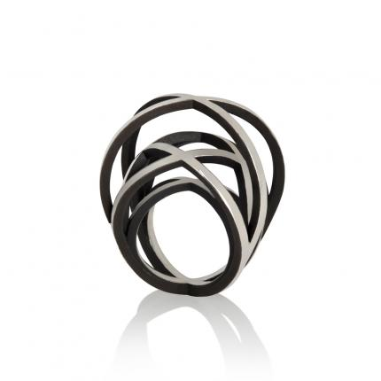 southern-cross-ring-silver-Sarah-Herriot-Jewellery-London