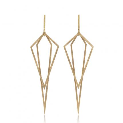 double-diamond-earrings-18ct-gold-Sarah-Herriot-Jewellery-London