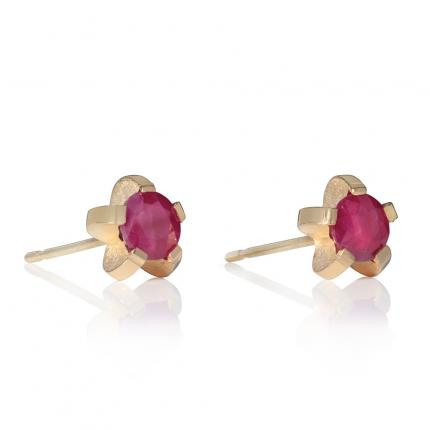 ruby-studs-18ct-gold-5-splice-Sarah-Herriot-Jewellery-London