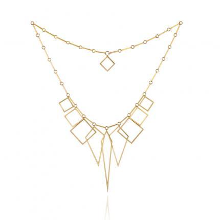 graphic-neckpiece-18ct-gold-Sarah-Herriot-Jewellery