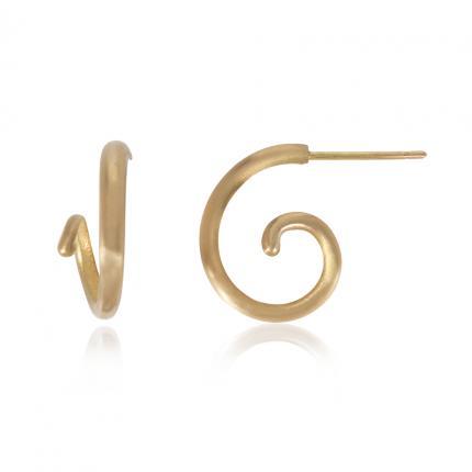acrobat-earstuds-18ct-gold-Sarah-Herriot-Jewellery-London